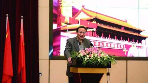 上海市委党校马克思主义学院教授袁秉达:百场宣讲靠创新,十九大精神远扬