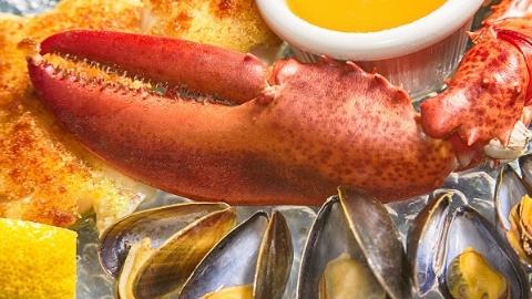 去年上海口岸进口青蟹1万吨 帝王蟹成市场明星