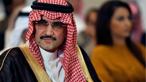 """沙特首富王子也想""""和解""""获释:钱不够没谈成"""