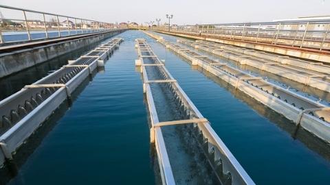 3.6万居民告别深井水!横沙岛新民泵站正式通水 水源来自青草沙