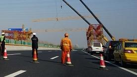 G60为何封路3分钟!电力快速拆除高速公路跨越网