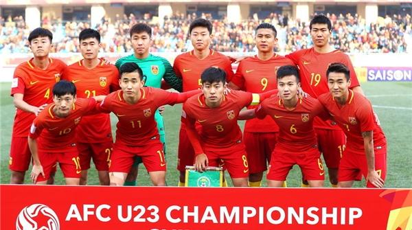 惨遭卡塔尔队逆转,中国U23男足未能小组出线