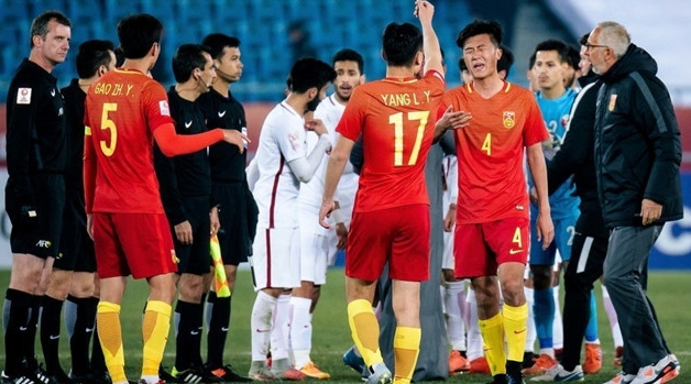 U23亚洲杯中国遗憾出局 领队赛后炮轰:我们在和12个人战斗