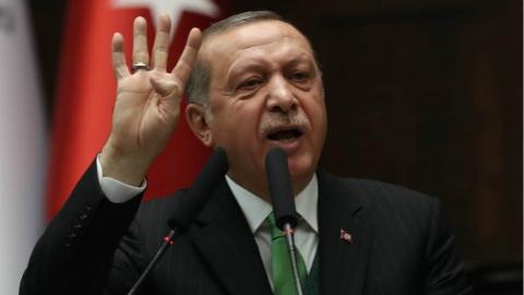 """美国用""""库尔德溃疡""""在中东搅局"""