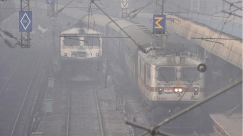 印度75%空气污染致死在农村 烧秸秆木材是最大污染源
