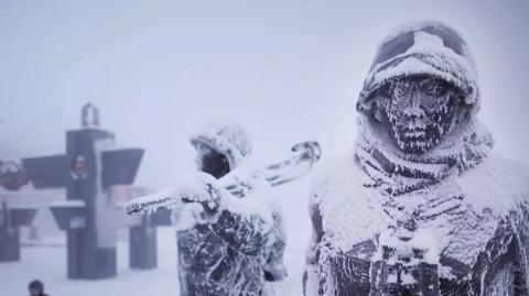 零下60度,中国游客挑战世界极寒之地