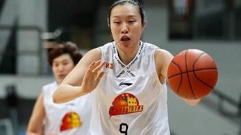 WCBA常规赛结束 上海女篮获得第四