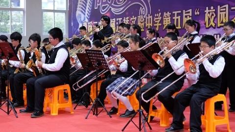 家门口好学校|曹杨二中附属江桥实验中学:让孩子走出校园看社会
