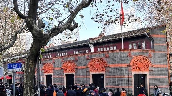 2017上海博物馆大数据出炉:红色纪念馆参观人数喷涌式增长