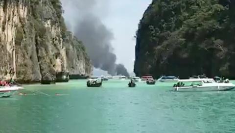 泰国快艇爆炸案后续:部分受伤中国游客回国 正在协商赔偿事宜