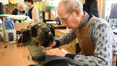 """鼓励老年人继续就业 日本拟建""""不老社会"""""""