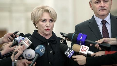 组阁几乎无悬念 罗马尼亚将诞生首位女总理