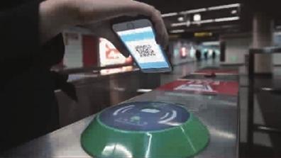 """解密地铁刷码过闸背后独特的""""上海技术"""""""