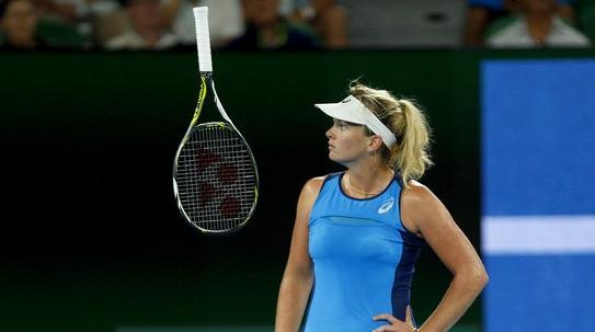 澳网5天开出14张罚单 美国女将因辱骂对手遭罚1万