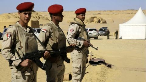2018:埃及反恐战争任重道远