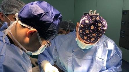 """破解骨科领域""""绝症性""""难题?上海六院首创自体肋软骨移植修复技术"""