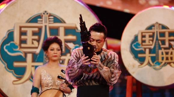 《国乐大典》揭开神秘面纱 龚琳娜等中国顶级民乐团加盟