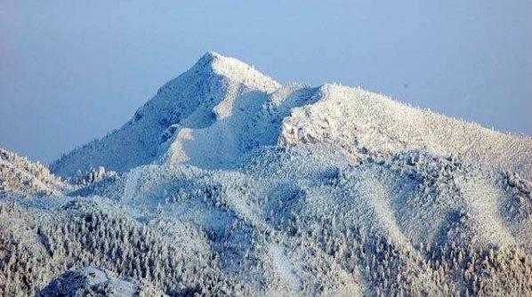 走访湘西雪峰山