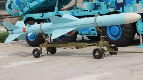 鹰击杀手:中国反舰导弹出类拔萃(一)