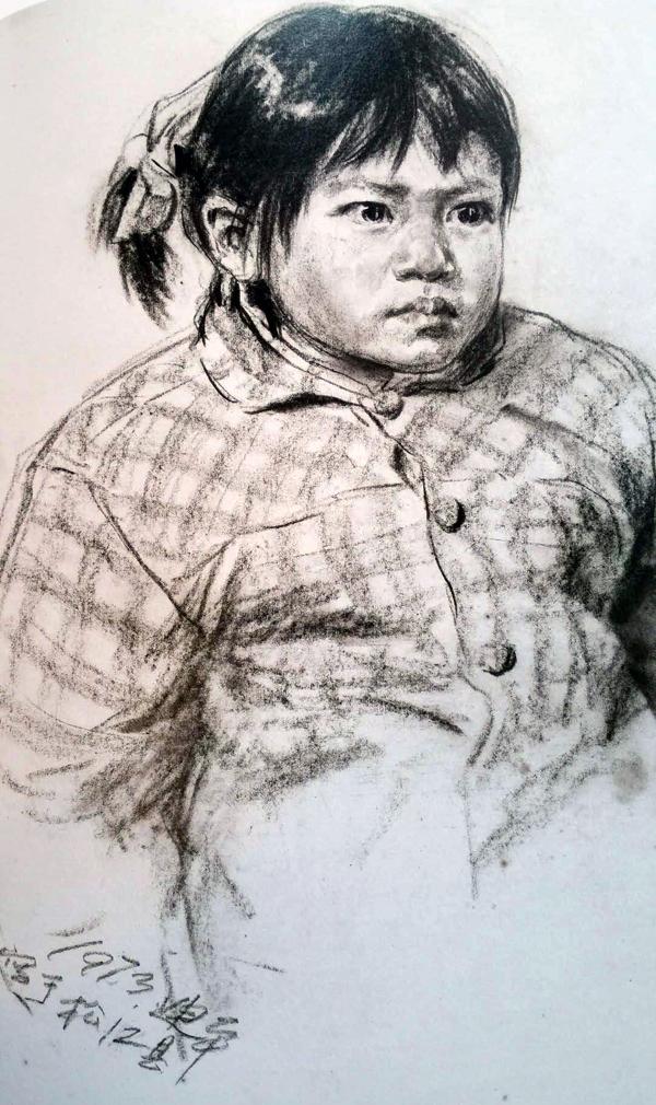 它们反映了画家对中国画写生的深度思考理解和技术上的逐渐成熟.