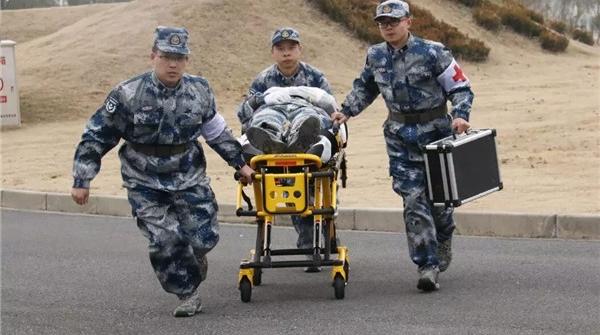 全市首家!奉贤区医疗急救中心实行军事化培训管理