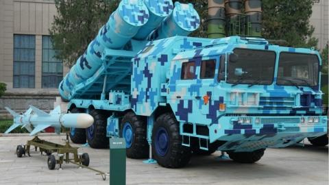 鹰击杀手:中国反舰导弹出类拔萃(二)