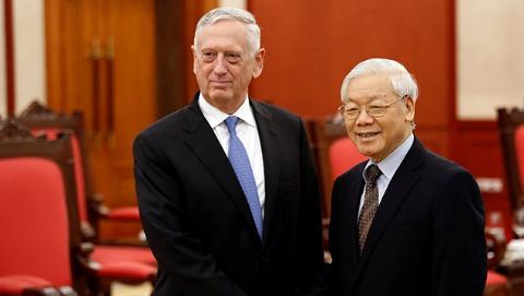 迎俄美防长到访 越南外交在大国之间寻找平衡