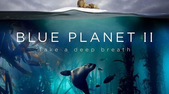 我们的蓝色星球