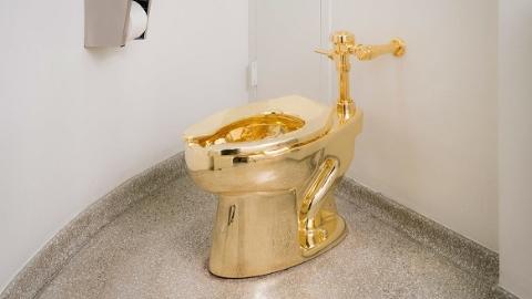 特朗普欲借梵高名画,纽约美术馆:只给金马桶