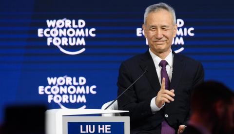 """中国""""达沃斯人"""":让世界听我们说"""