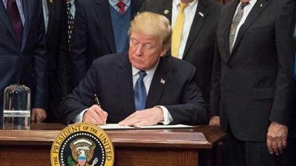 特朗普称可有条件重返 TPP又有戏?