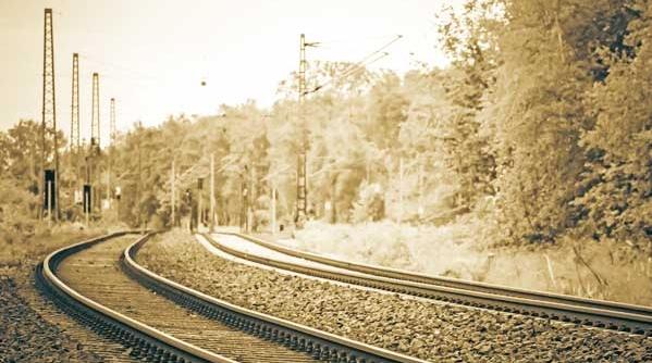 童年的铁路