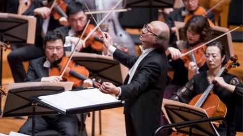 """""""浦东声音""""在北京国家大剧院奏响 为祖国69周年诞辰献礼"""