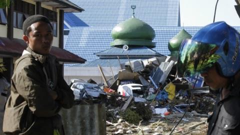 印尼地震海啸缘何伤亡惨重