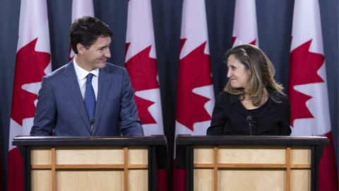 美加就更新《北美自由贸易协定》达成一致