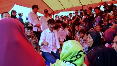 印尼地震遇难人数升至1400人 中国红十字会提供紧急现汇援助