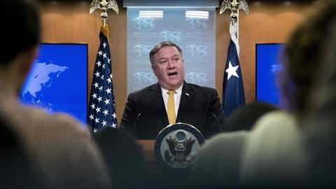 美伊矛盾再升级?美国宣布终止与伊朗的友好条约