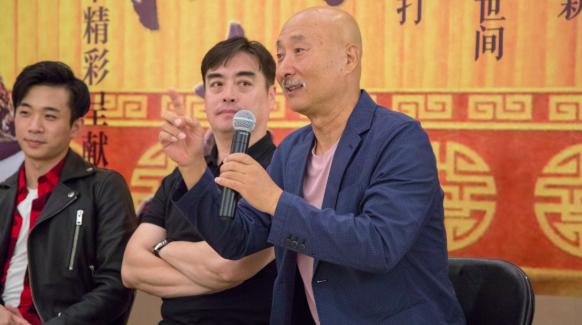 《戏台》第5次火爆亮相申城 陈佩斯说:喜剧是我的信仰