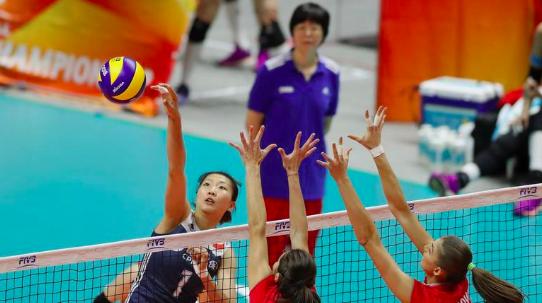 郎平为什么一直站着?世锦赛中国女排赢保加利亚有点难
