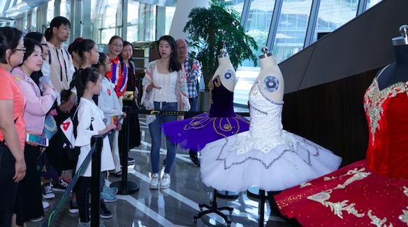 """上海国际舞蹈中心对外开放2周年 """"舞蹈之家""""助推上海舞蹈从高原迈向高峰"""