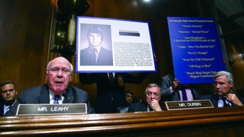 美国会两党对大法官候选人补充背景调查各执一词