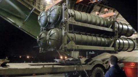 俄罗斯已向叙交付S-300系统 美国以色列表示担忧