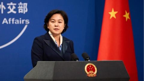 美副总统就涉台等问题无端指责中国 中方:美国没资格说三道四
