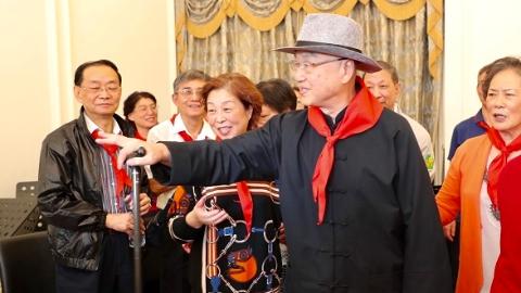 """中福会少年宫建成65周年 老组员回""""家""""忆往昔:是这里的兴趣课造就了后来的我"""