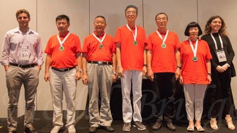 世界桥牌大赛 兆衡国际队获混团第四名