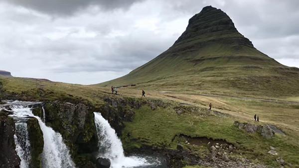 """冰岛的""""冰与火""""之歌"""