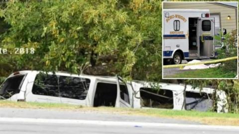 纽约车祸调查后续:肇事轿车涉嫌非法改装 上月未通过车检 司机无合法驾照