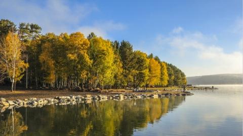 俄民众评出俄最具魅力景点 贝加尔湖榜上有名