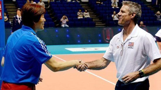 郎平VS基拉里:排球女皇和排球皇帝间的强强对话