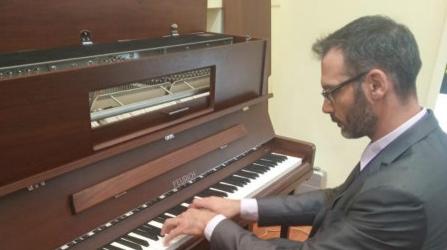 """维也纳""""钢琴大师""""首次登陆中国 亮相上海国际乐器展"""
